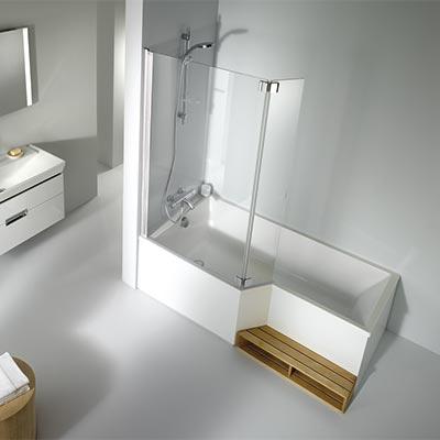 baignoire jacob delafon neo batinea. Black Bedroom Furniture Sets. Home Design Ideas