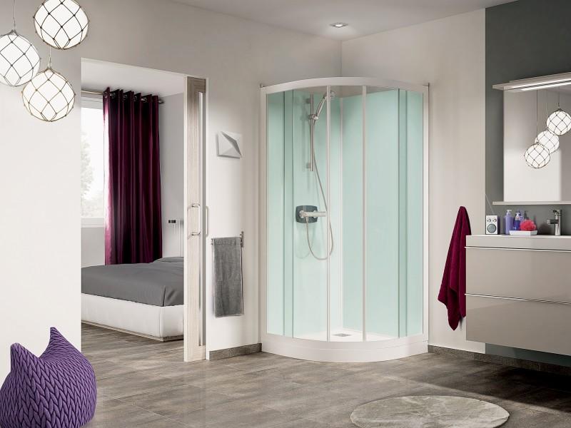 Bien choisir sa cabine de douche for Quel receveur de douche choisir