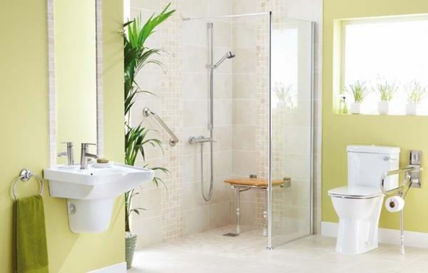 Aménager Une Salle De Bain Pour Senior Ou Personne Handicapée - Salle de bain pour personne agee