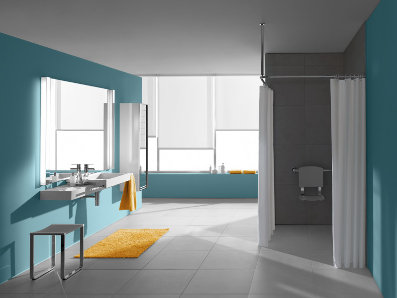 Comment optimiser l 39 am nagement d 39 une salle de bain pmr for Comment construire une salle de bain