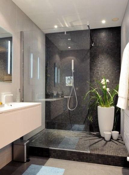 Faire salle de bain douche marche