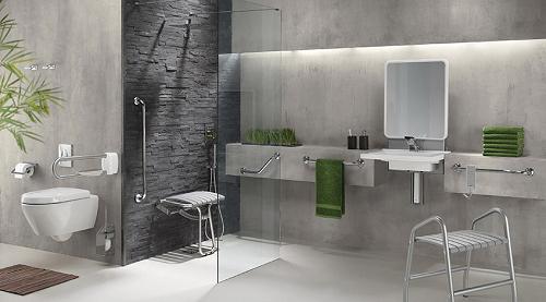 Eclairage d'une salle de bain