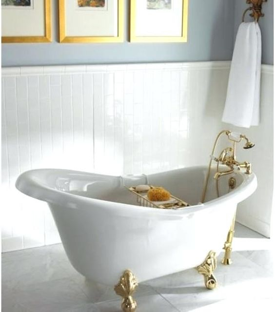 Mettre Une Baignoire Dans Une Petite Salle De Bain