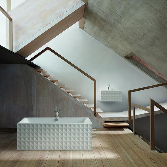 Baignoire moderne salle de bain