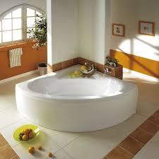 baignoire d'angle
