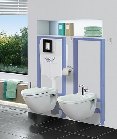 Bati wc Grohe - Rapid Sl
