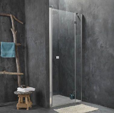 Salle de bain de petite surface avec douche : Le type de ...