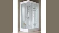Cabine douche hydromassante