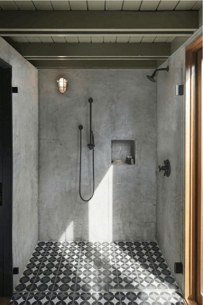 Carreler receveur pour douche à l'italienne