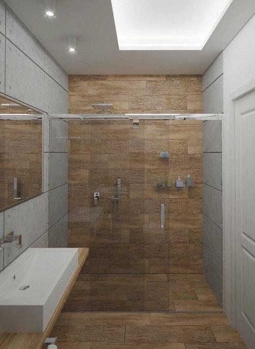 Par quoi remplacer la faïence de salle de bain : choisir le ...