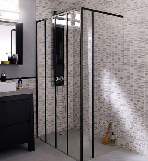 Mettre douche italienne dans petite salle de bain