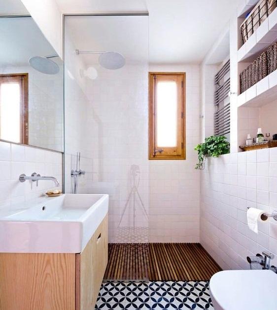 Comment Aménager Une Petite Salle De Bain Avec Douche