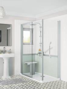 Amenager une salle de bain pmr