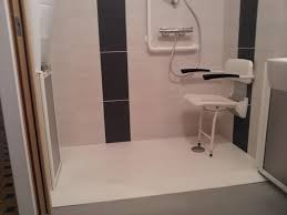 aménager, sécuriser salle de bain pmr : senior ou personne handicapé - Salle De Bain Pour Personne Agee
