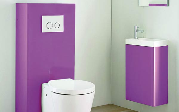 habillage bati-support, habillage bati wc suspendu, habillage bati wc - Meuble Wc Design