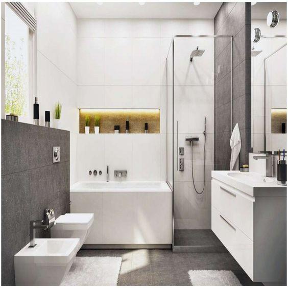 Installer baignoire dans petite salle de bain