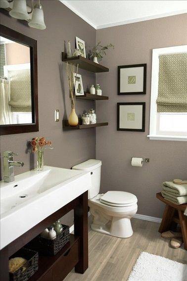 Eviter la peinture qui s'écaille dans la salle de bain