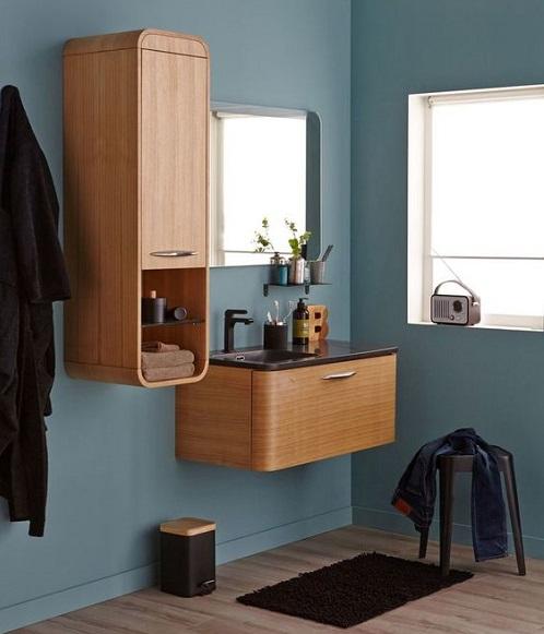 Meuble salle de bain annees 50