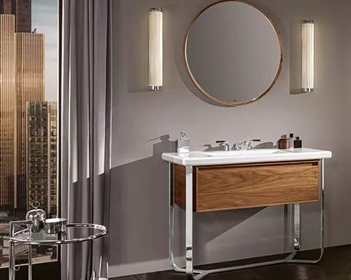 Dimension d\'un meuble de salle de bain suspendu : mobilier ...