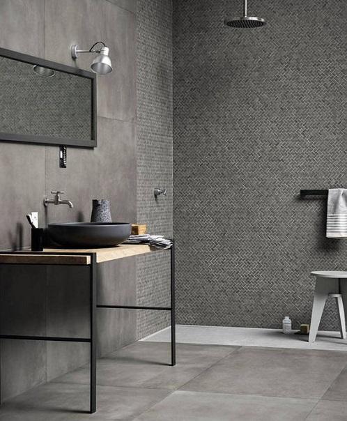 Meuble salle de bain contemporaine