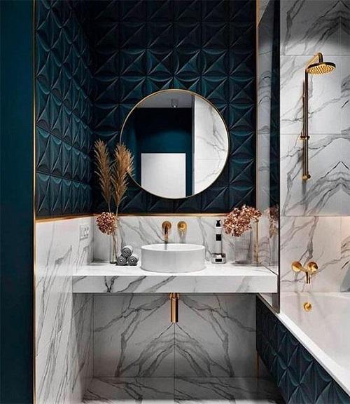 Meuble de salle de bain de luxe