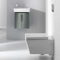 meuble sous vasque equipement toilette wc batinea