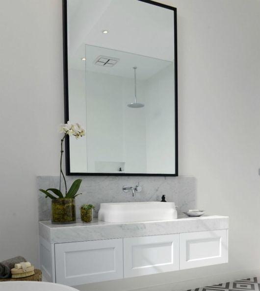 Miroir petite salle de bain