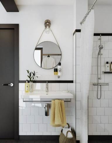 Agrandir une salle de bain