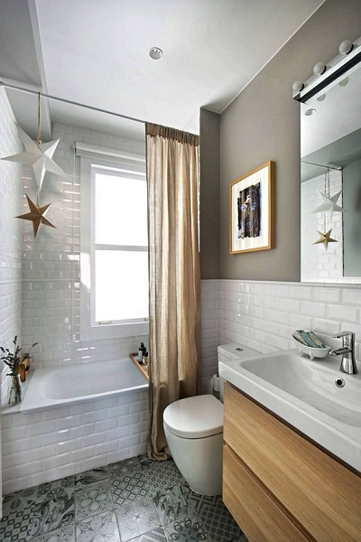 Repeindre une baignoire de salle de bain