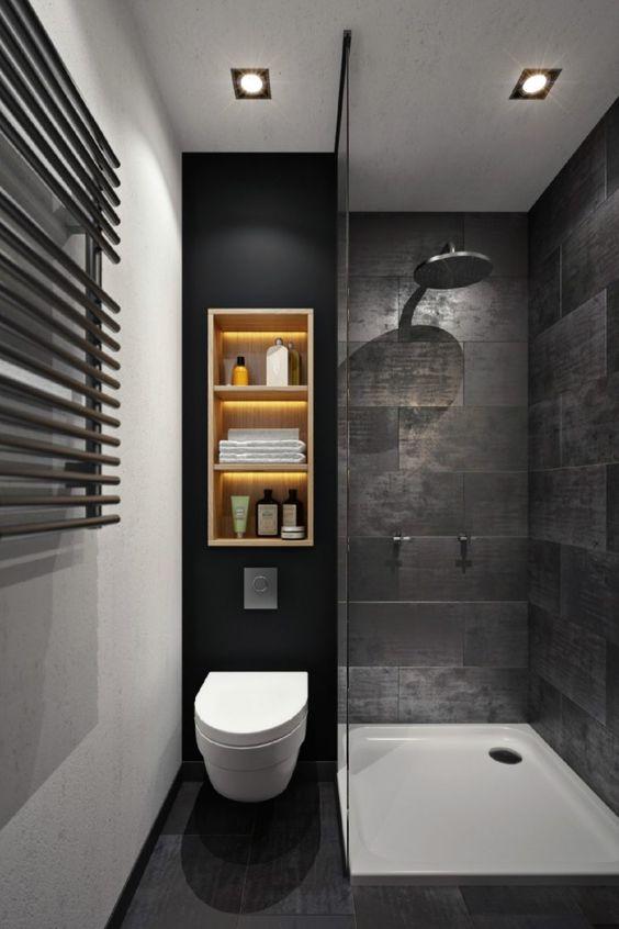 Quel carrelage pour agrandir une petite salle de bain ...