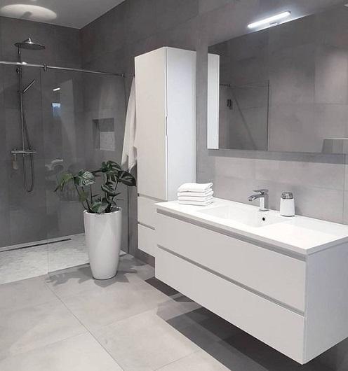 Quelle couleur choisir pour peindre une salle de bain : les ...