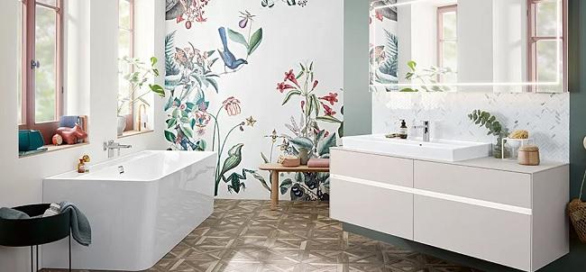 Salle de bain Villeroy et Boch Collaro