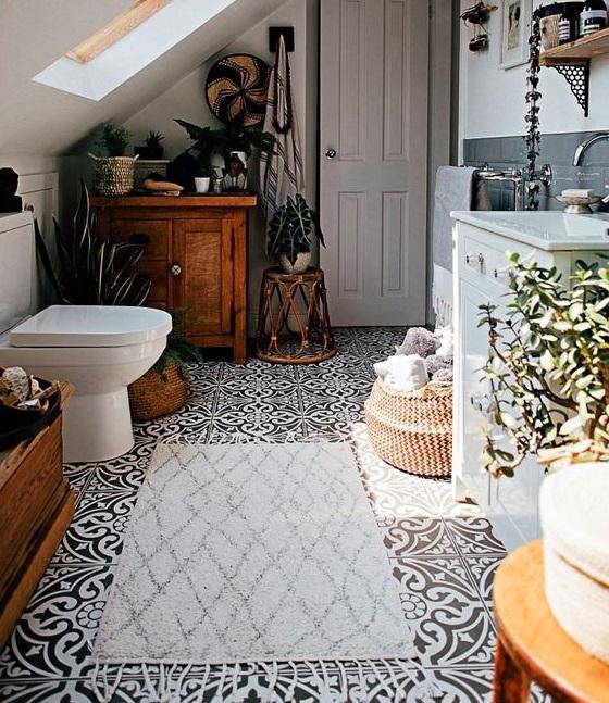 Meubles pour salle de bain sous combles : optimisation de la ...