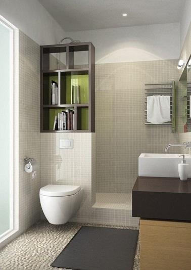Aménager Une Petite Salle De Bain Avec Douche à L Italienne