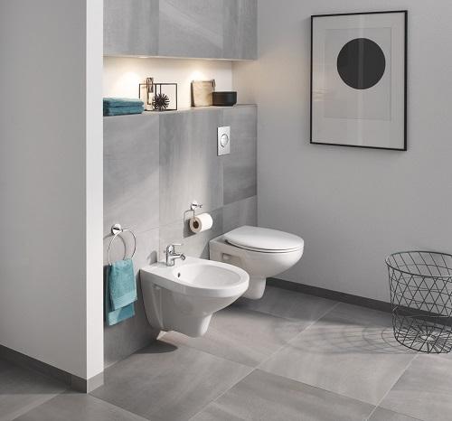 Toilette suspendu Grohe Bau Ceramic