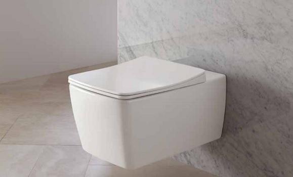 Toilette suspendu Vitra Metropole