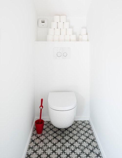 Wc suspendu petite salle de bain