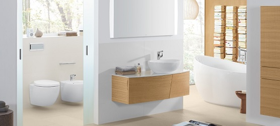 Wc suspendu Villeroy et Boch Aveo New Generation