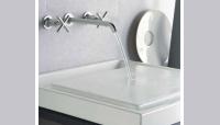 robinet vasque mural