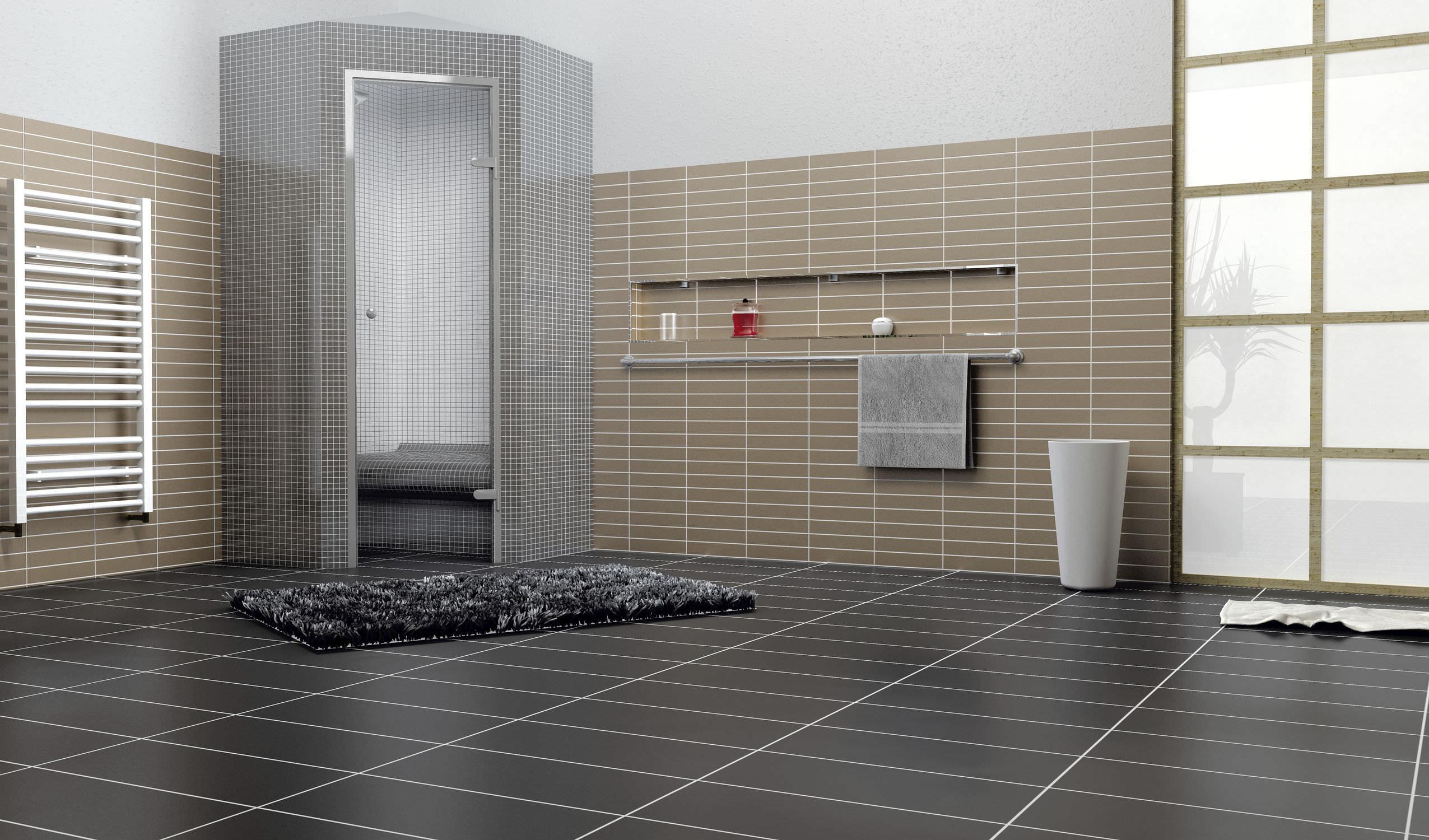 Wedi douche italienne receveur carreler salle de bain for Ecoulement douche italienne