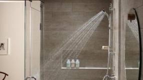 Ensemble douche avec mitigeur