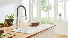 Les différents robinets cuisine
