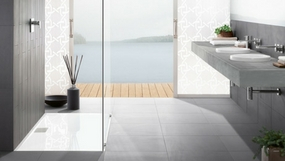 Salle de bain et cuisine