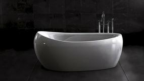 Forme et taille baignoire