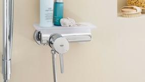 Mitigeur douche mécanique