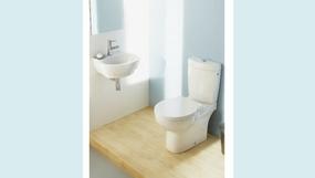 WC sol surélevé