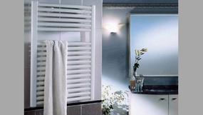 Sèche serviettes à eau chaude