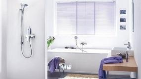 Ensemble bain douche avec mitigeur
