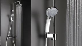 douche receveur paroi cabine robinet colonne batinea com. Black Bedroom Furniture Sets. Home Design Ideas