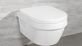 Toilette Villeroy et Boch